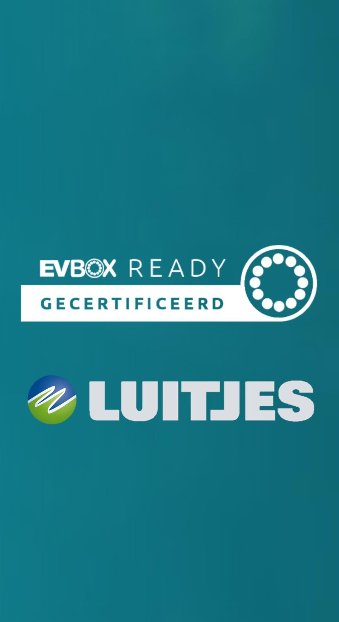 EV-box gecertificeerd